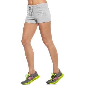Clothing Women Shorts / Bermudas Reebok Sport SE Hot Short Grey