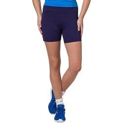 Clothing Women Shorts / Bermudas Reebok Sport SE Short Navy blue
