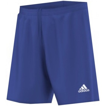 Clothing Men Shorts / Bermudas adidas Originals Parma 16 Junior Blue
