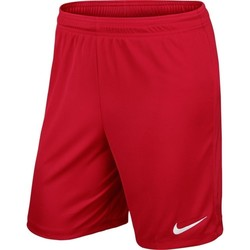 Clothing Boy Shorts / Bermudas Nike Park II Knit Drifit Junior Red
