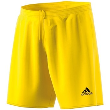 Clothing Men Shorts / Bermudas adidas Originals Parma 16 Yellow