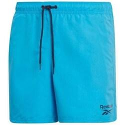 Clothing Men Trunks / Swim shorts Reebok Sport Swim Short Yale Blue