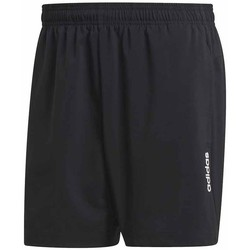 Clothing Men Shorts / Bermudas adidas Originals Essentials Plain Chelsea Black
