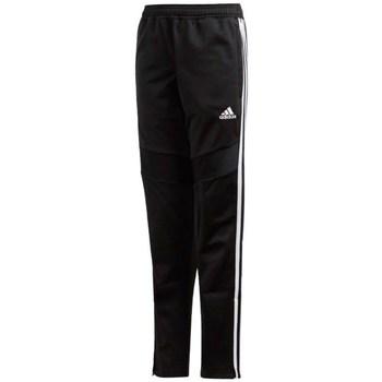 Clothing Children Tracksuit bottoms adidas Originals JR Tiro 19 Black