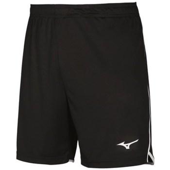 Clothing Men Shorts / Bermudas Mizuno Highkyu Black