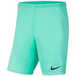 Clothing Boy Shorts / Bermudas Nike JR Park Iii Knit Green