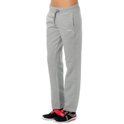 Clothing Women Tracksuit bottoms Reebok Sport Elements French Terry Grey