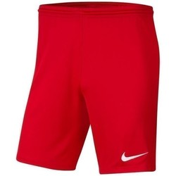 Clothing Men Shorts / Bermudas Nike Dry Park Iii Red