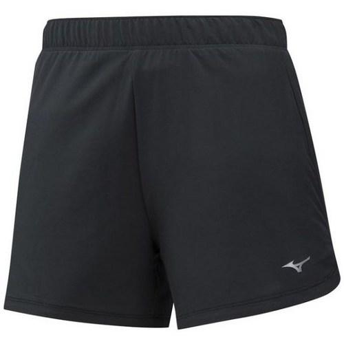 Clothing Women Shorts / Bermudas Mizuno Alpha 40 Black