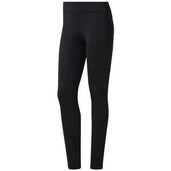 Clothing Women Leggings Reebok Sport Wor PP Black