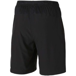 Clothing Men Shorts / Bermudas Asics Club Woven Short 9INCH Black