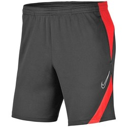 Clothing Boy Shorts / Bermudas Nike JR Dry Academy Pro Graphite,Red