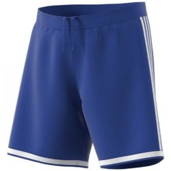 Clothing Men Shorts / Bermudas adidas Originals Regista 18 Blue