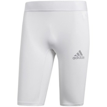 Clothing Men Shorts / Bermudas adidas Originals Alphaskin Sport Short Tight White