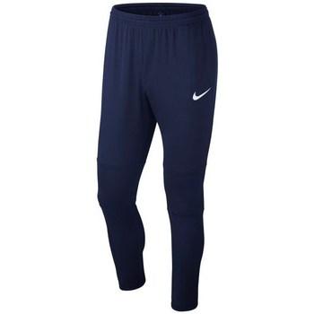 Clothing Boy Tracksuit bottoms Nike JR Dry Park 20 Black