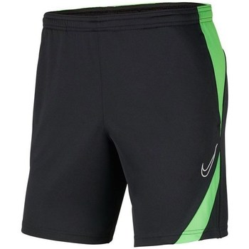 Clothing Men Shorts / Bermudas Nike Dry Academy Pro Black,Green