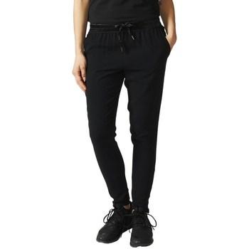 Clothing Women Tracksuit bottoms adidas Originals Originals Basketball Black