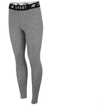 Clothing Women Trousers 4F SPDF001 Grey