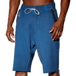 Clothing Men Shorts / Bermudas Reebok Sport Combat Noble Fight Washed Blue