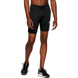 Clothing Men Shorts / Bermudas Asics M Silver 7IN Sprinter Black