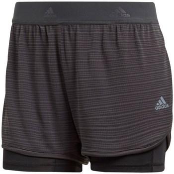 Clothing Women Shorts / Bermudas adidas Originals 2IN1 Chill Black