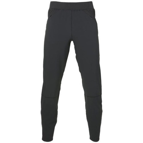 Clothing Men Tracksuit bottoms Asics Pant Performance Black