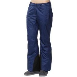 Clothing Women Trousers adidas Originals Winter Sport Performance Pant Premium Navy blue