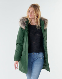 Clothing Women Parkas Only ONLKATY PETITE Kaki