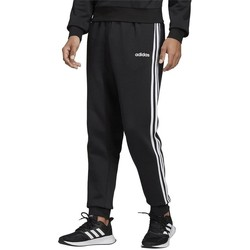 Clothing Men Tracksuit bottoms adidas Originals Essentials 3 Stripes Tapered Black