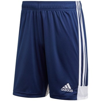 Clothing Men Shorts / Bermudas adidas Originals Tastigo 19 Navy blue