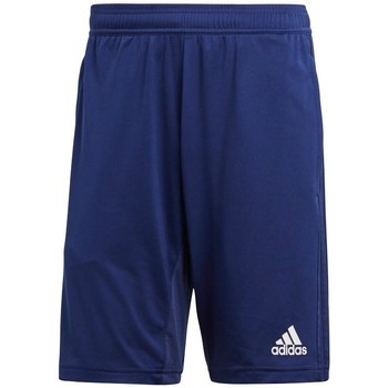 Clothing Men Shorts / Bermudas adidas Originals Condivo 18 Navy blue