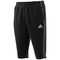 Clothing Men Shorts / Bermudas adidas Originals CORE18 34 Pnt Black