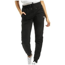 Clothing Women Tracksuit bottoms Fila Women Eider Sweat Pants Black