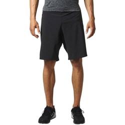 Clothing Men Shorts / Bermudas adidas Originals Crazytrain Black