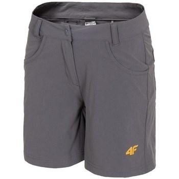 Clothing Women Shorts / Bermudas 4F SKDF060 Grey