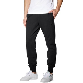 Clothing Men Tracksuit bottoms Reebok Sport Classic French Terry Black
