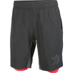 Clothing Men Shorts / Bermudas adidas Originals A2G Twoinone Shorts M Black