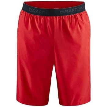 Clothing Men Shorts / Bermudas Craft Core Essence Relaxed Red