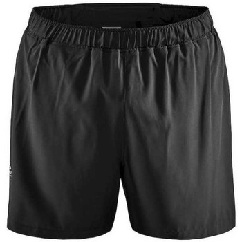 Clothing Men Shorts / Bermudas Craft Adv Essence 5 Stretch Black