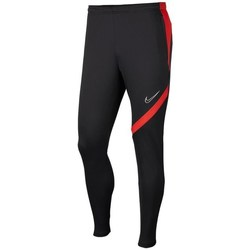 Clothing Boy Tracksuit bottoms Nike JR Academy Pro Black, Red