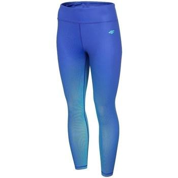 Clothing Women Leggings 4F SPDF008 Blue