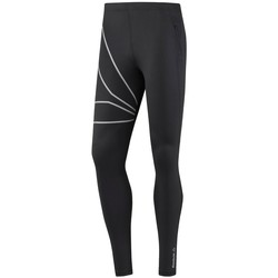 Clothing Men Leggings Reebok Sport One Series Running Hero Black