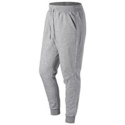Clothing Men Tracksuit bottoms New Balance MP53514AG Grey