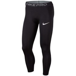 Clothing Men Leggings Nike Pro Training Tights Black