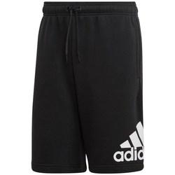 Clothing Men Shorts / Bermudas adidas Originals MH Bos FT Short Black