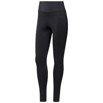 Clothing Women Leggings Reebok Sport Workout Ready Black