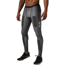 Clothing Men Leggings Reebok Sport Rcf Comp Tight X Kevlar Graphite