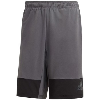 Clothing Men Shorts / Bermudas adidas Originals 4 Krft X Lwv Grey