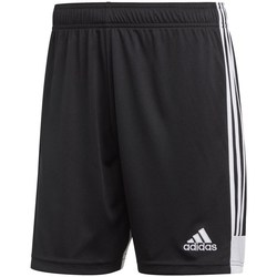 Clothing Men Shorts / Bermudas adidas Originals Tastigo 19 Black