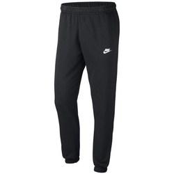 Clothing Men Tracksuit bottoms Nike Club Fleece Black